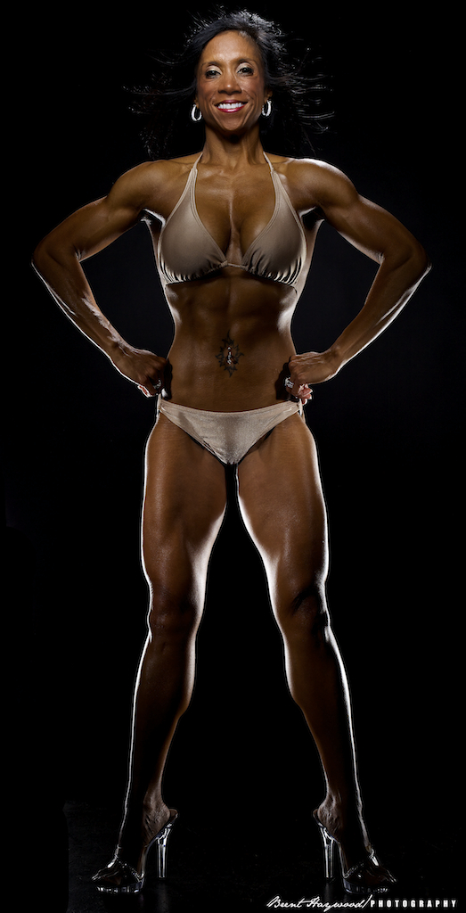 Rosalind Fitness Photo Shoot, San Diego