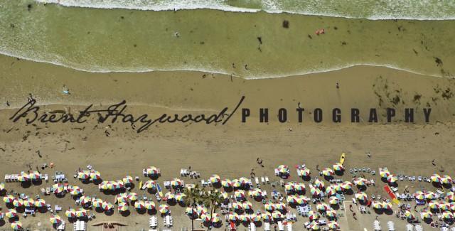 La Jolla Shores Beach & Tennis Club Aerial
