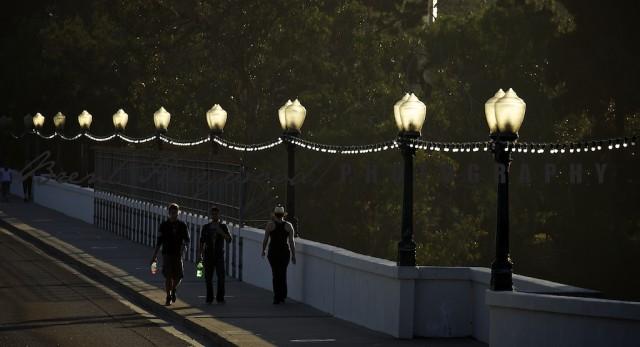 Balboa Park San Diego Bridge