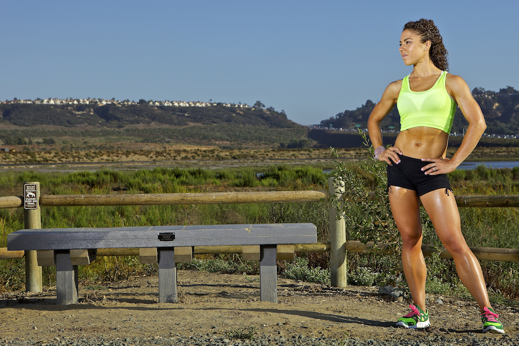 San Diego Fitness Photo Shoot