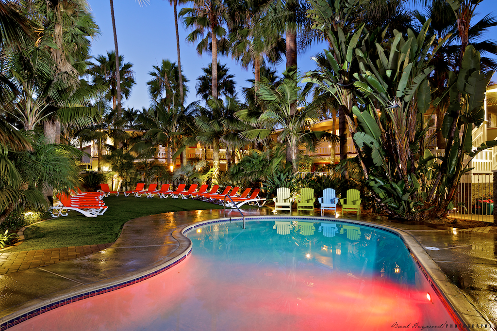 San Diego Hotel Resort Photography Photographer
