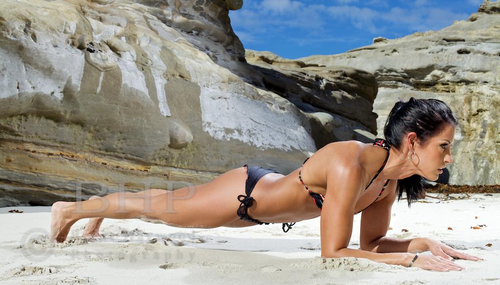 San Diego Fitness Photography Photographer