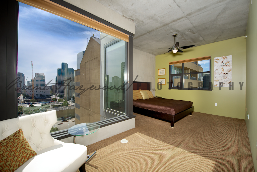 Union Street luxury apartment view of Little Italy