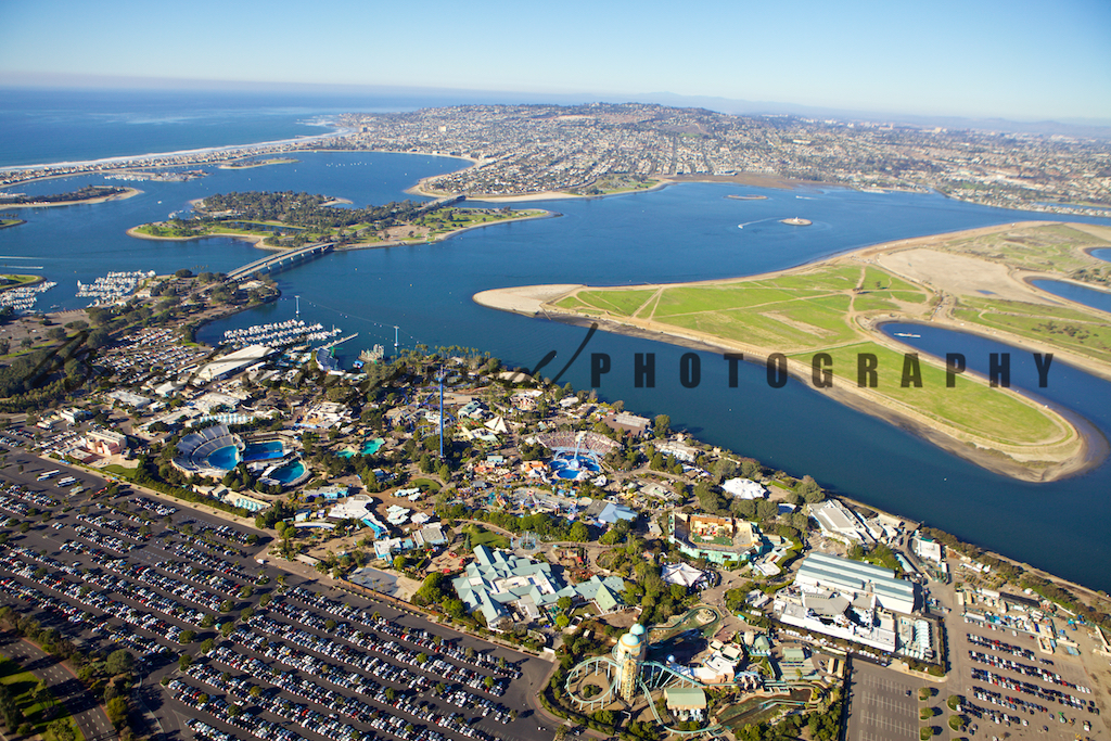 Sea-World-Mission-Bay-San-Diego-Aerial-Photography-Photographer