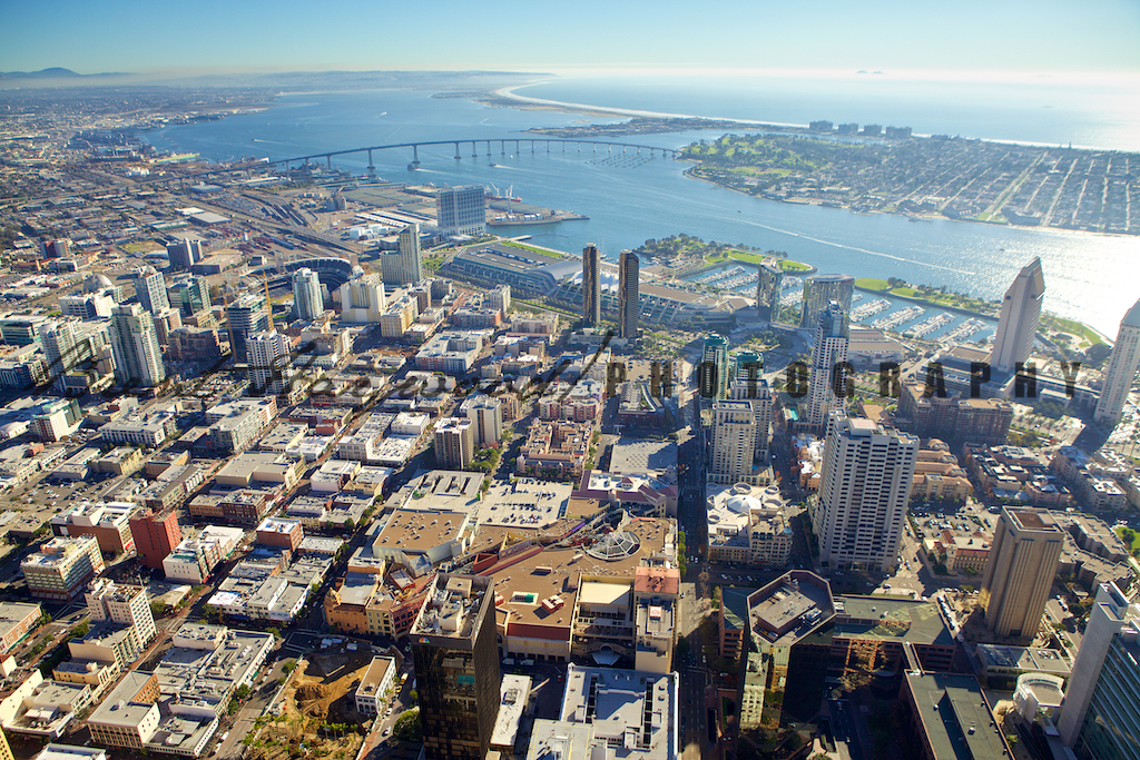 Downtown-San-Diego-Aerial-Photography-Photographer